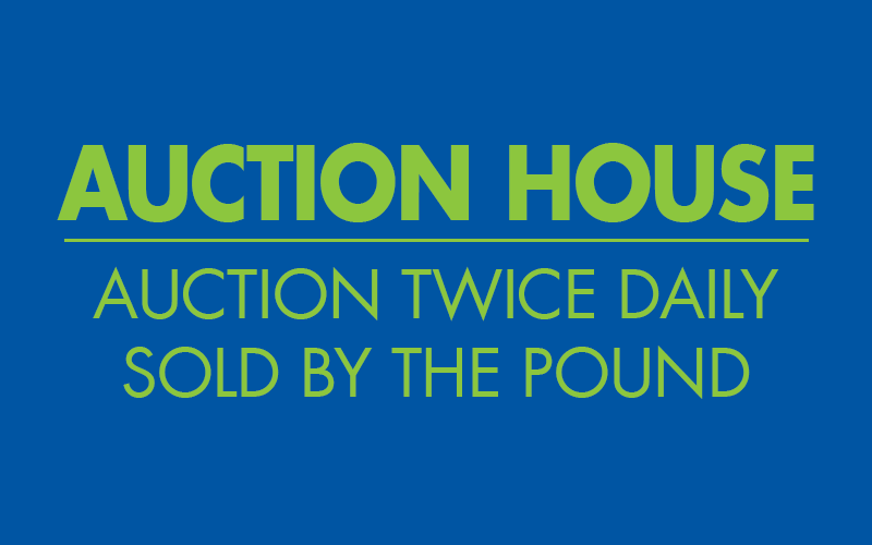 Goodwill Last Chance Auction House & Clearance Store