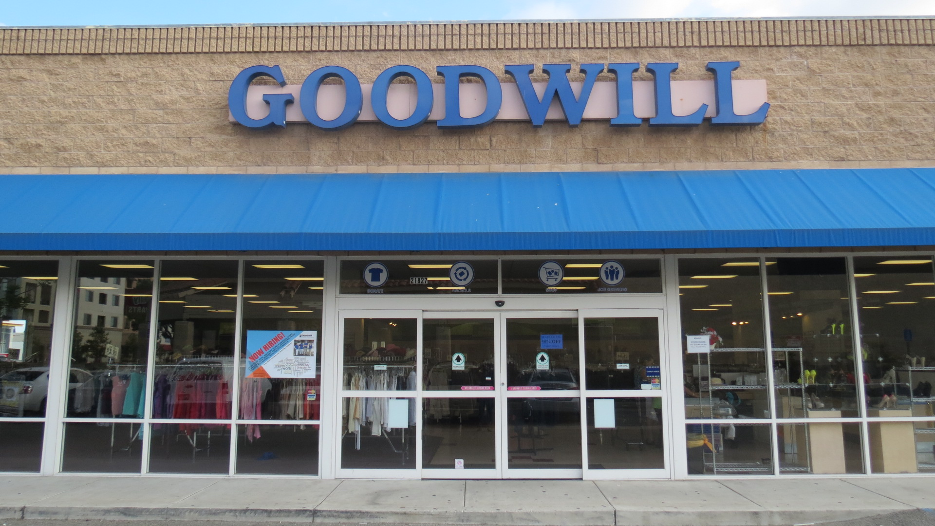 Carson Goodwill Retail Store & Donation Center