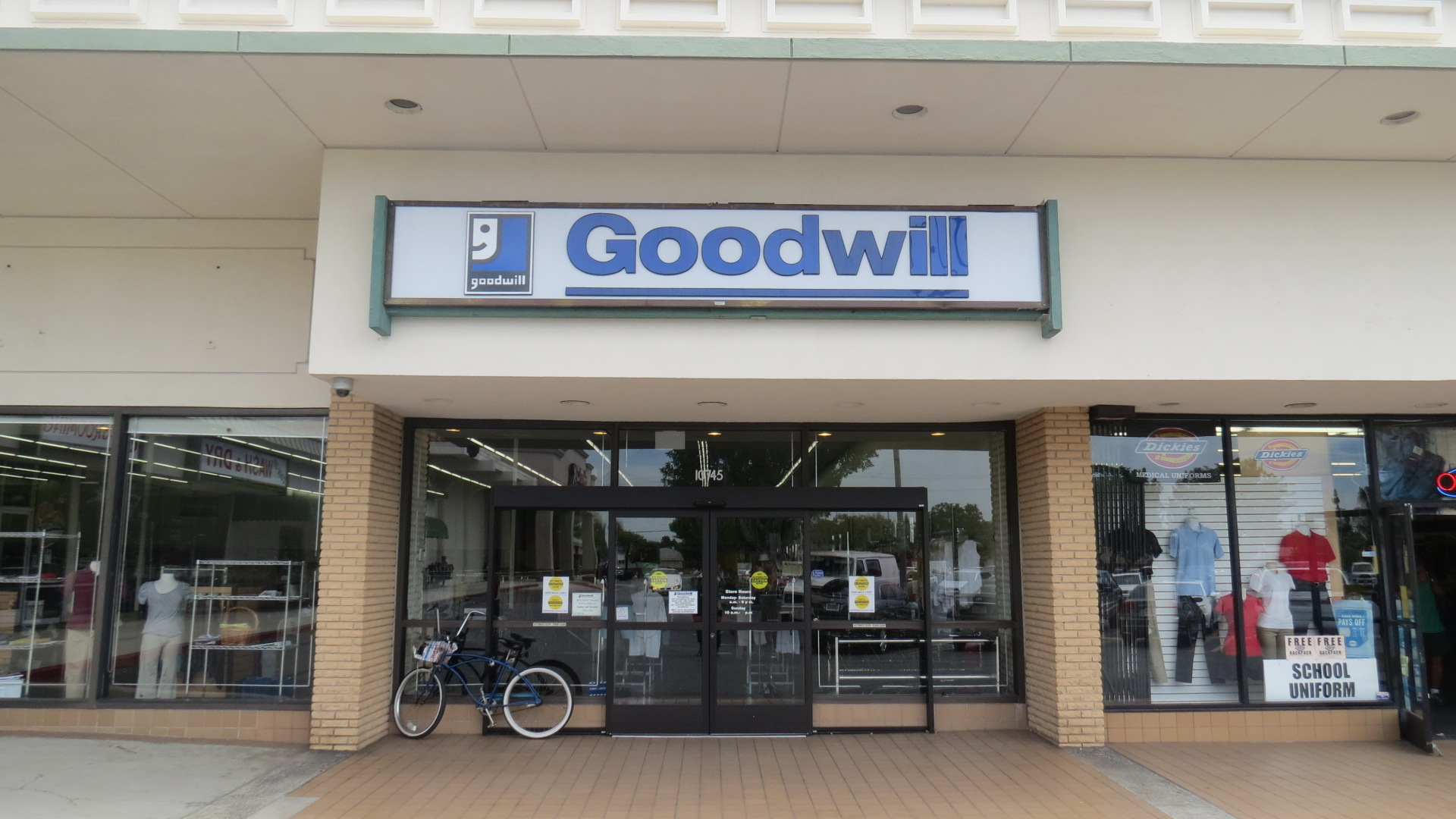 Cerritos Goodwill Retail Store